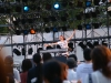 厚木中央公園(舞台でのライブ)