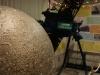 大津市科学館のMS-10と月球儀