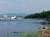 琵琶湖から瀬田川方面