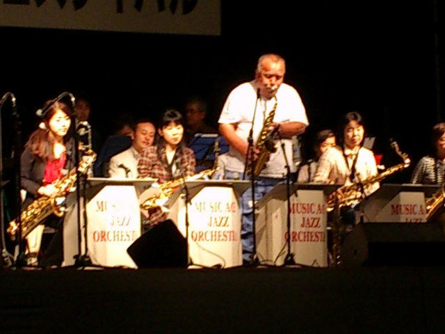 Music Ace Jazz Orchestra(Bigband)