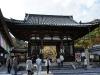 石山寺東大門