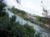 瀬田川を望む
